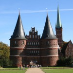 Holstentor in Lübeck - Marion Granel / pixelio.de