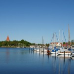Hafen in Kirchdorf / Insel Poel - Norbert Wilke / pixelio.de