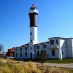 Leuchtturm in Timmendorf / Insel Poel - berlinweb24.de / pixelio.de