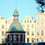 Wasserkunst in der Hansestadt Wismar